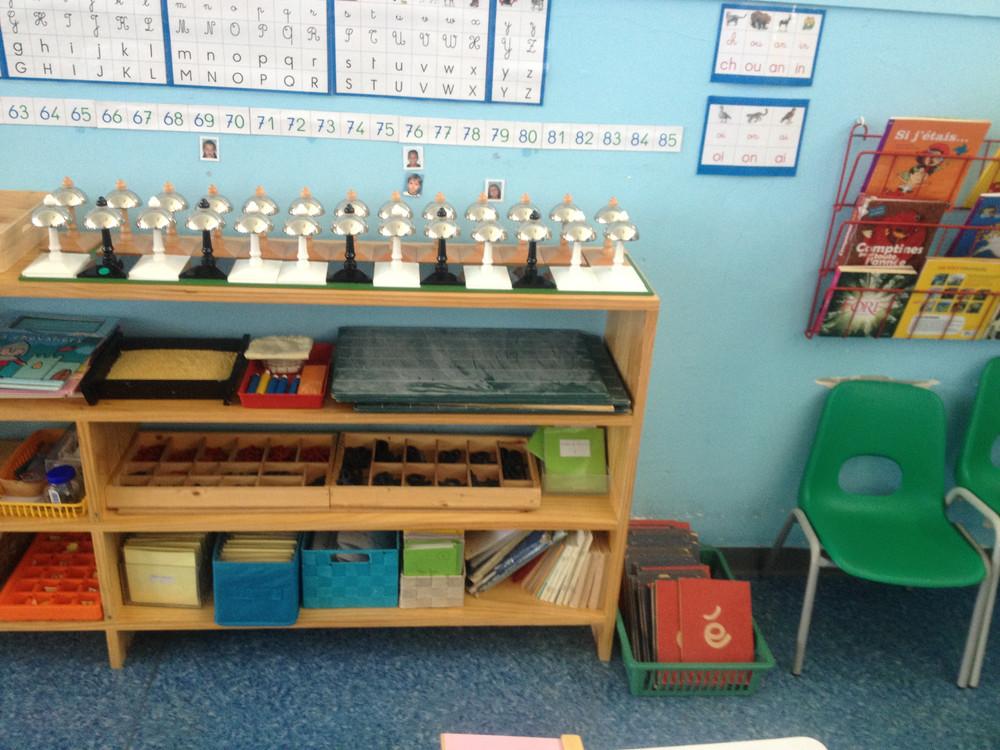classe publique expérimentale montessori la Réunion Marie Constans la pédagogie montessori aujourd'hui