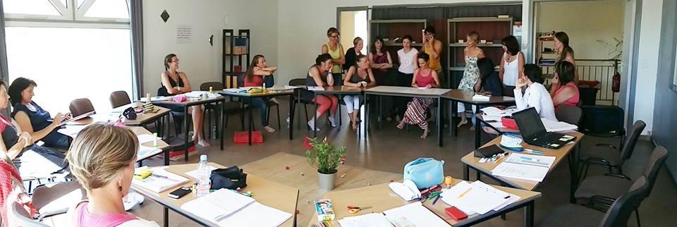 Formation Montessori Enseignants du Public