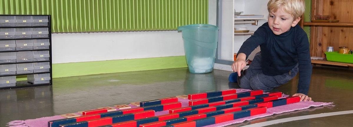 barres numériques montessori stage formation montessori