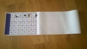 frise alphabet lecture montessori