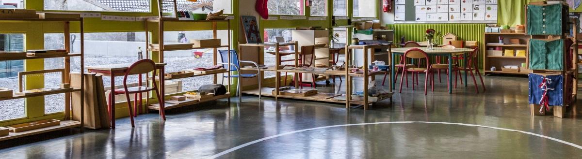 stages formation montessori enseignants du public